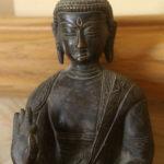 8″ Inch Amoghasiddhi Buddha Statue