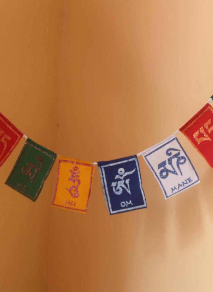 tibetan_prayers_flag_on_wall