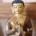 8″ Inch Viarochana Buddha Statue